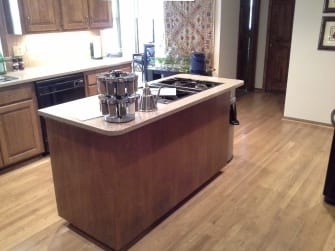 Before Kitchen Remodel Lenexa Kansas