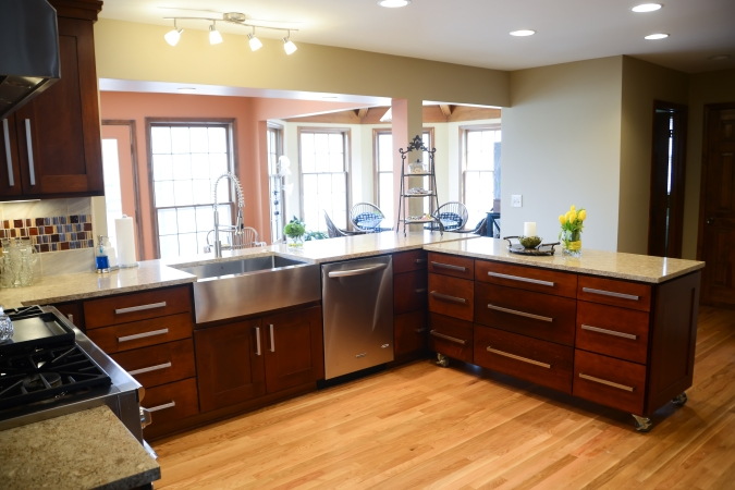 The Italian Holiday Kitchen - Kansas City Remodeling Contractor